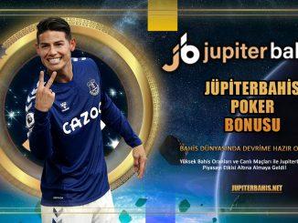 Jüpiterbahis Poker Bonusu